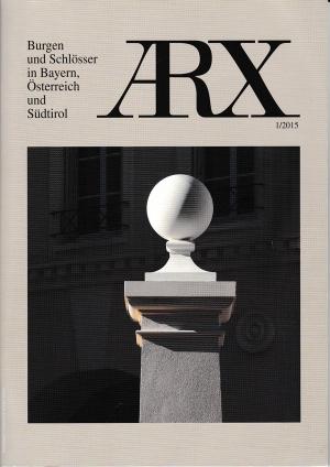 Cover des ARX Magazin